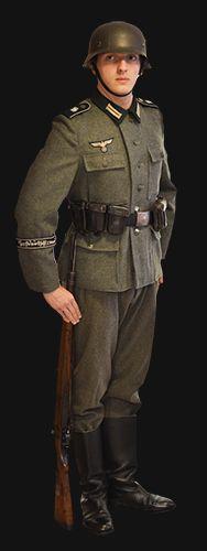 Grossdeutschland Aufklarung - UK based WW2 German Re-enactment Group