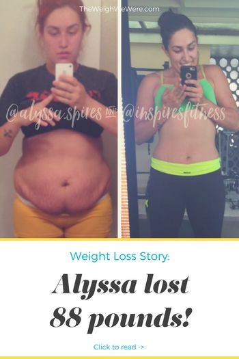 Before and after fitness transformation motivation from women and men who hit weight loss goals and got THAT BODY with training and meal prep. Find inspiration, workout tips and read their success story! | TheWeighWeWere.com