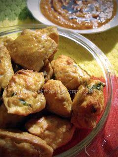 Dapur Ipoek: Baso Tahu Udang (Batagor dan Baso Tahu Kuah)