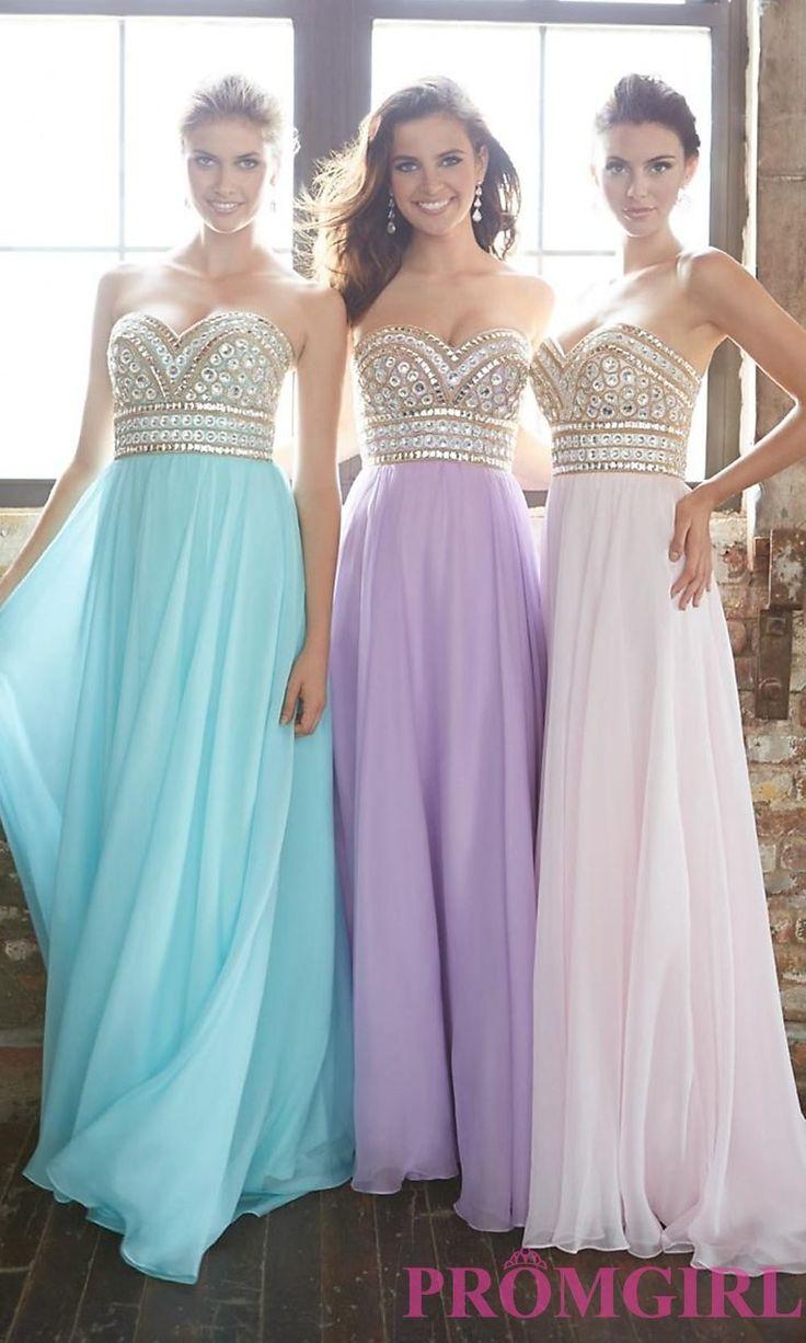 402 best la femme prom dresses images on Pinterest | Prom dresses ...
