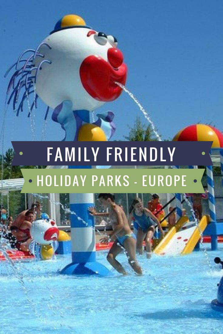 These family friendly holiday parks are located throughout Europe and offer great swimming pools, water slides, baby and toddler friendly pools, kids clubs, family entertainment and comfortable mobile homes.  Ideal for family holidays and popular with kids of all ages. Click here to find out more