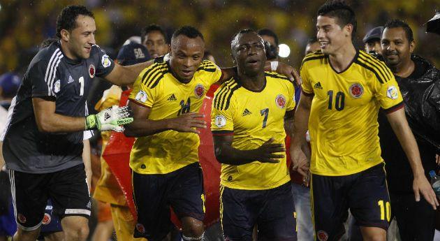 @Marcy Schoepe Selection: David Ospina luego del partido Colombia 1 Ecuador 0 (06/09/2013) #DavidOspina