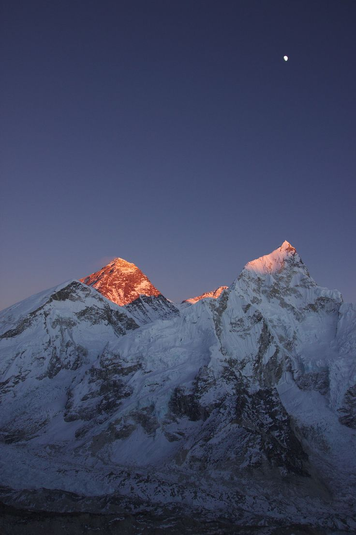 Mt. Everest#travel [ ChameleonTravelGear.com ]