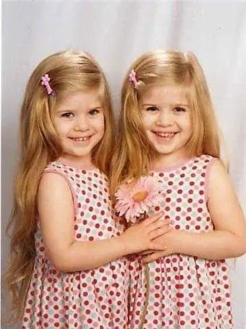 اجمل اطفال العالم بنات واولاد توام Twin Girls Cute Twins Twins