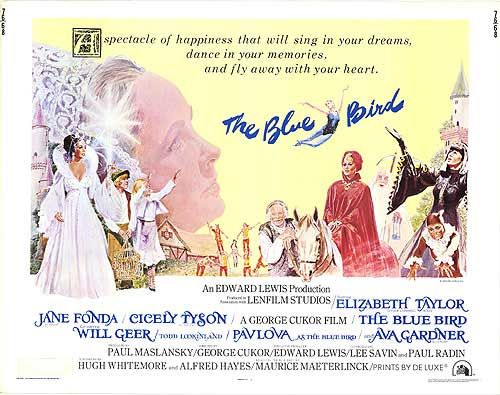 The Blue Bird 1976