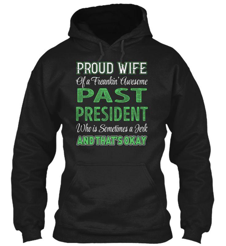 Past President #PastPresident