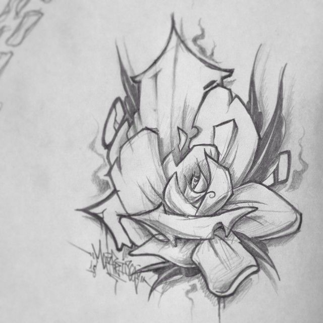 13 best New School Skull Tattoos Sketches images on ...