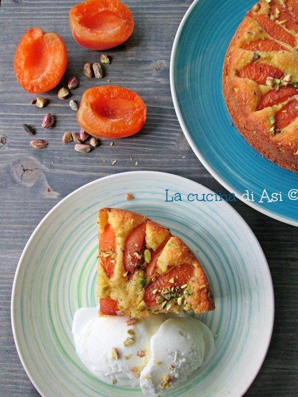 Torta di albicocche   blog La cucina di ASI