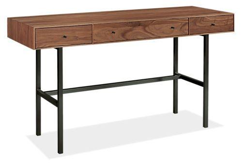 Hudson Desks - Modern Desks & Tables - Modern Office Furniture - Room &…