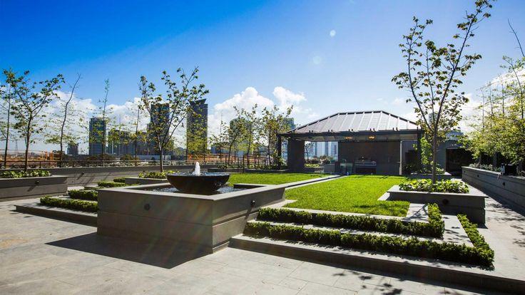 The Block 2016: Rooftop garden, foyer & facade revealed.