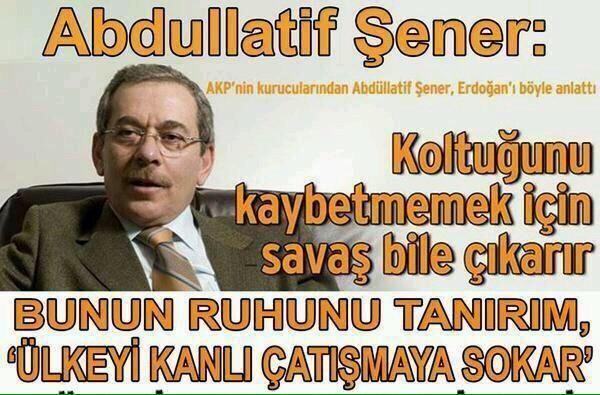 Erdoğan'ın dostlari da bunu diyorsa ... Simdi burhan kuzu olsa Anam Anam.... derdi...  @odatv @aktif_haber