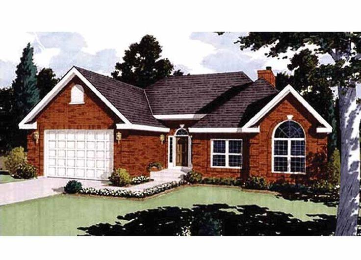 Eplans cottage house plan three bedroom cottage 1513 for Eplans cottage house plan