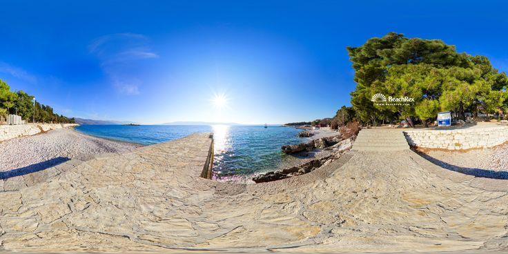 Beach Lišanj - Novi Vinodolski - Kvarner - Croatia