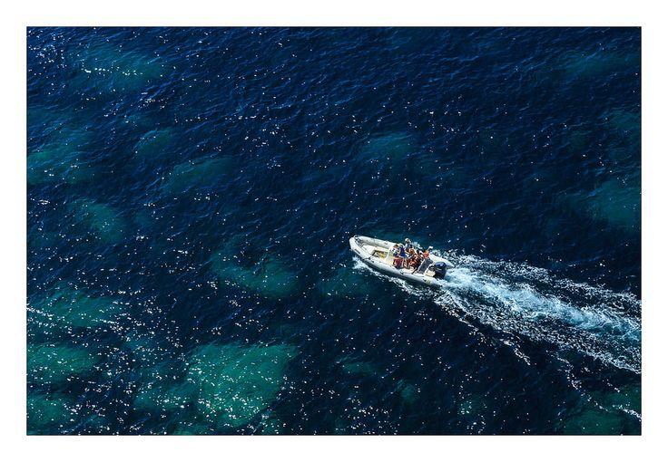 Bonifacio - Vue de la falaise   par @XavVdb