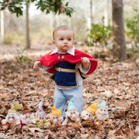 This 1-Year-Old's Disney Prince-Themed Photo Shoot Is Incredibly Charming | Babble