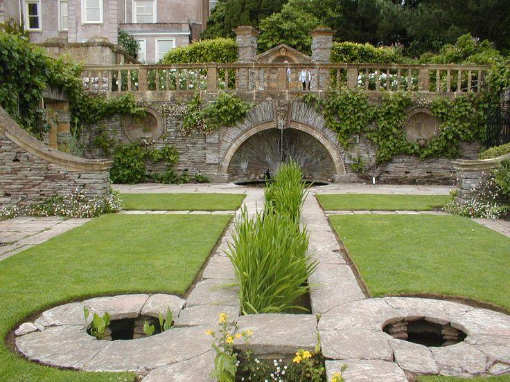 gertrude jekyll and sir edward lutyens hestercombe gardens somerset