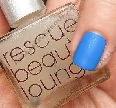 Rescue Beauty Lounge Matte topcoat