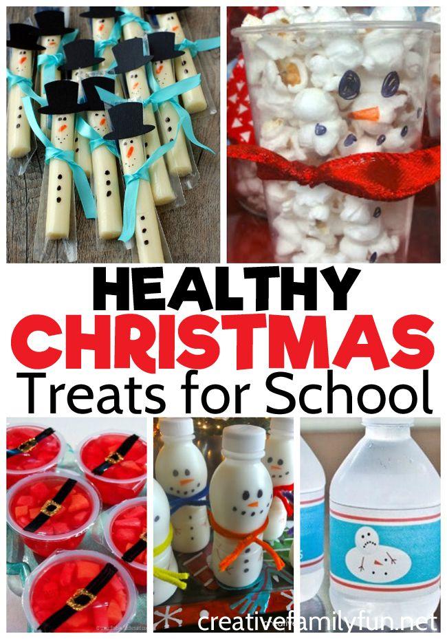 Christmas Treats For School Parties.Healthy Christmas Treats For School Classroom Treats