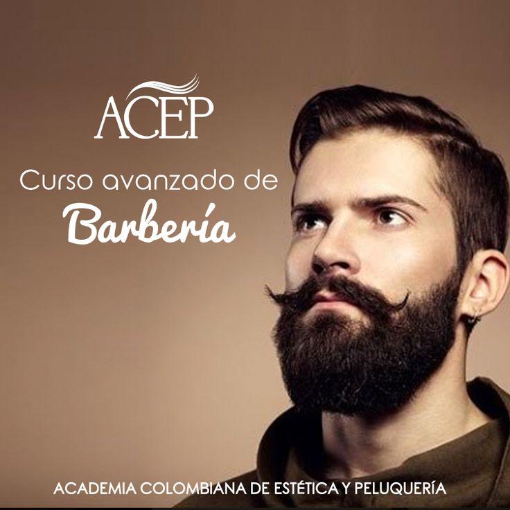ACEP mejorando para ti, Crea y diseña nuevos conceptos en corte y barbas acordes a la tendencia con adaptabilidad en la asesoría de imagen y el estilo personal.  Curso Avanzado de Barbería Inicio 03 de Mayo 2016 Duración: 15 Clases Capacitación : 1 Vez por Semana Horario: 08:00 am - 12:00 am Dónde Inscribirse: Sede de Medellín Informes: 5126665 - 5719177  Consulta por nuestros horarios  #Academia #Belleza #Bella #Mujer #Cursos #ACEP #Barber #Men