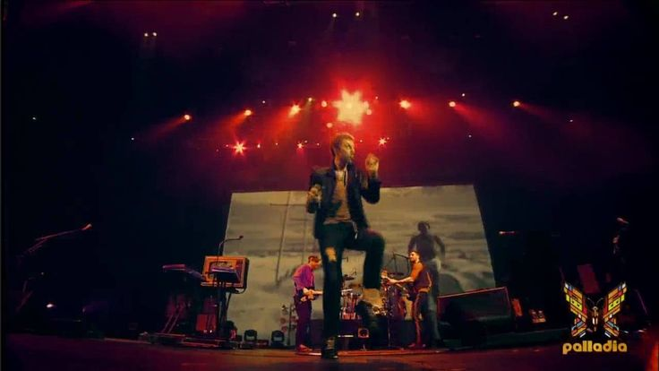 Coldplay Live from Japan (HD) - Lovers in Japan