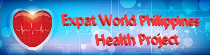"""THE FOCUS OF Expat World - HEALTH IS ON MEN'S / SENIOR HEALTH AND UNIQUE, ENVIRONMENTAL CHALLENGES TO HEALTH AS PRESENTED IN THE PHILIPPINES. THIS IS AN """"EXPAT WORLD Philippines"""" CONNECTED SITE."""