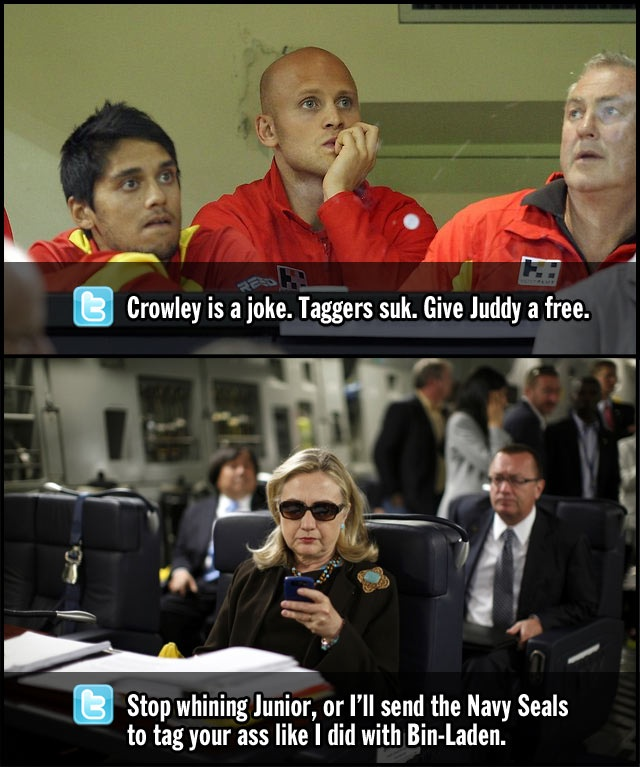 Following on from the Hillary Clinton meme.
