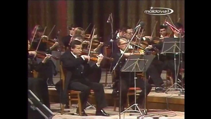 """""""Birch alley"""". Performed Leningrad Concert Orchestra. Conductor - Anatoly Badhen."""