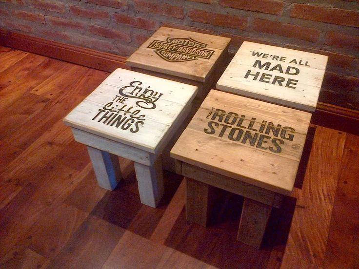 Las 25 mejores ideas sobre bancos de madera en pinterest - Bancos de madera para interior ...