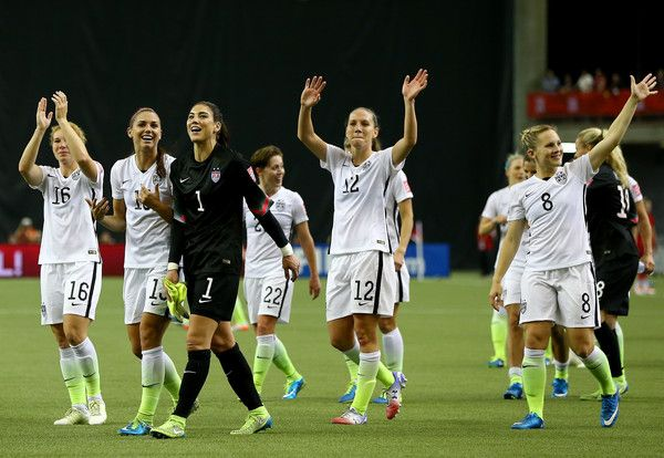 Alex Morgan Photos - USA v Germany: Semi-Final - FIFA Women's World Cup 2015 - Zimbio