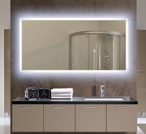65 best images about led mirrors on pinterest. Black Bedroom Furniture Sets. Home Design Ideas