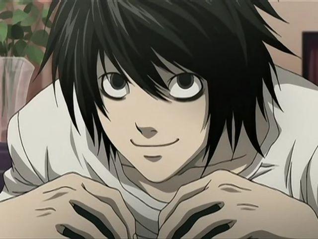 I got: L/Ryuzaki! Who Is Your Death Note Boyfriend?