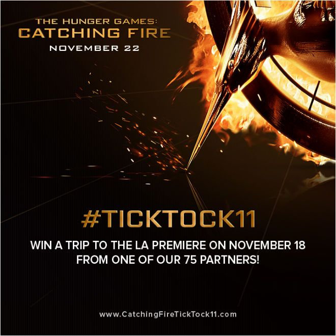 catching fire ticket giveaway Don't miss your chance to attend the premier and don't bang your head against the wall waiting for Nov! The Dark Days will satisfy your hunger! www.facebook.com/TheDarkDaysSeries