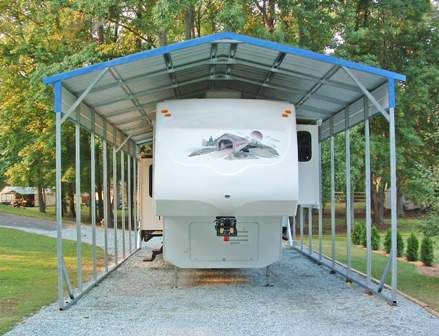 15 best RV Carports, RV Shelters, Motor-home Covers images on ...