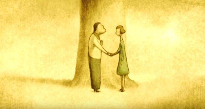 La Maison en Petits Cubes : un court métrage plein d'émotions, tendre et fort à la fois