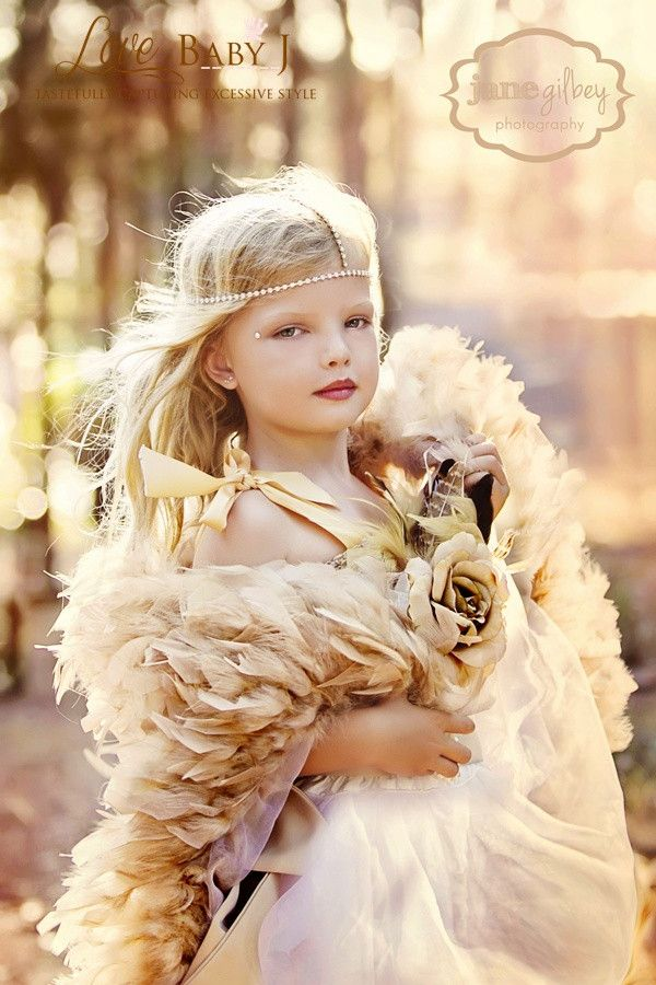 """""""Angelic Fairy Swan""""... An Exquisite Flower Girl Dress Graceful like a swan and delicate like a fairy, your little girl will float through any party or celebration. This exquisite flower girl dress is"""