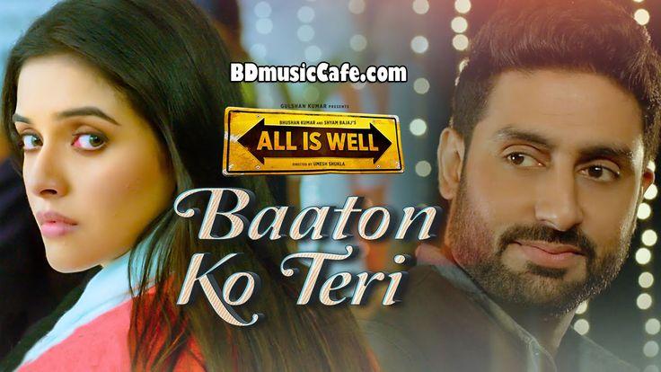 Baaton ko teri**singer-Arjit Singh** *Malik Haseeb*