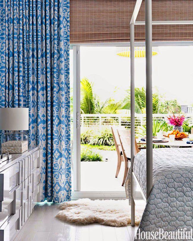 Красивый интерьер дома в Майами