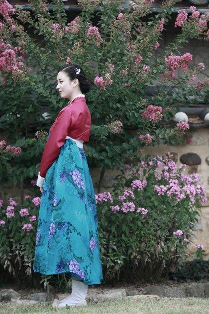 해어화 korea  hanbok