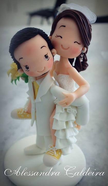 Bc i've always wanted to wear Chucks under my wedding dress!!
