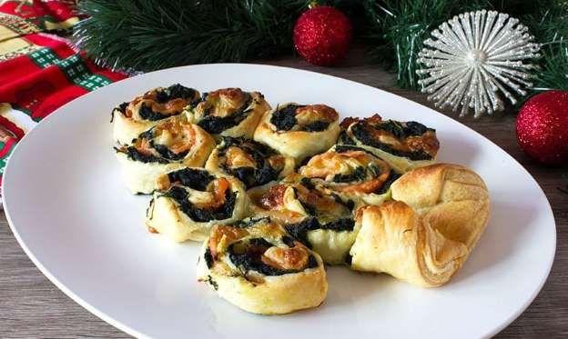 Antipasti Di Natale Raffinati.Antipasti Di Natale Raffinati Ed Economici Antipasti Antipasti Di Natale Idee Alimentari