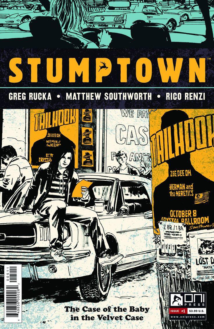 Stumptown V2 #1