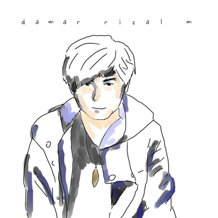 Me #self #drawing #digital #pentab #digitalpen #anime #manga #character