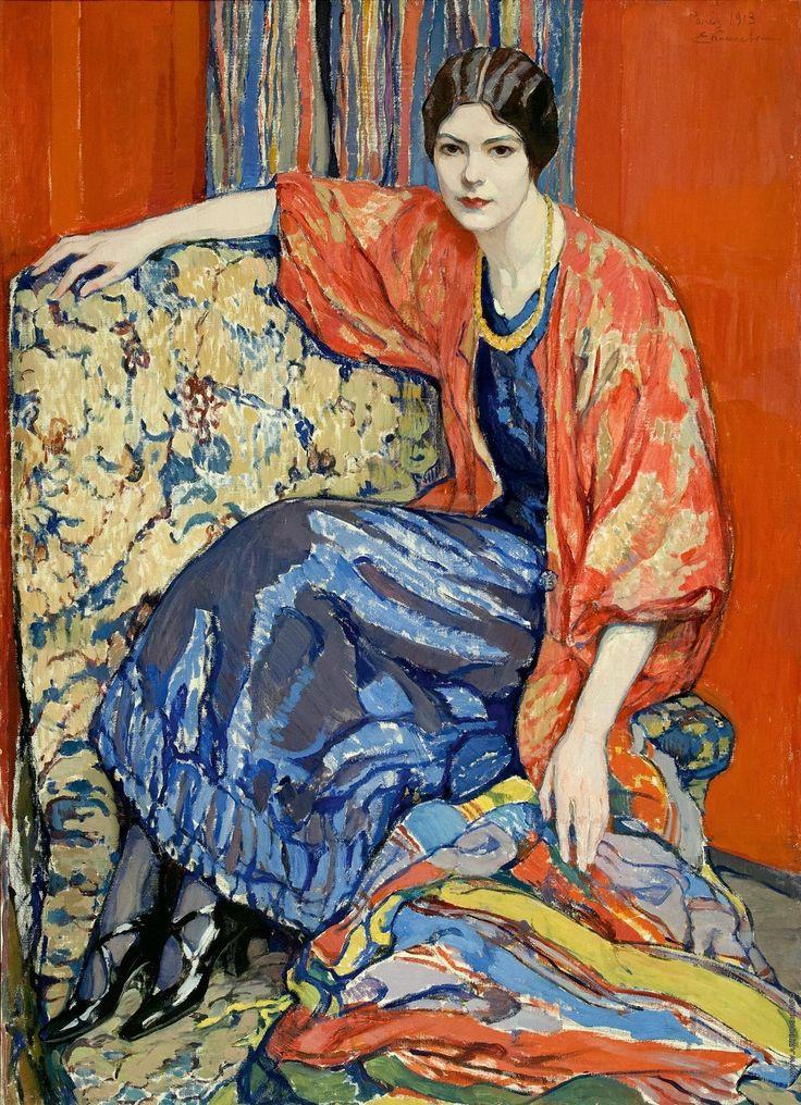 Маруся Елена Андреевна Киселева 1913