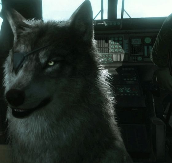 TGS 2014: Metal Gear Solid 5 The Phantom Pain Diamond Dog trailer