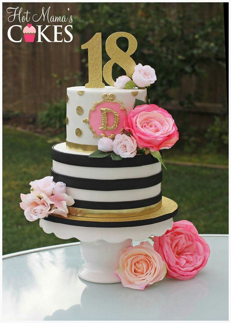 645 best Cakes images on Pinterest Anniversary cakes Cake toppers