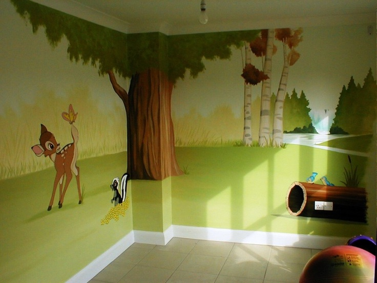 25 Best Ideas About Disney Themed Nursery On Pinterest: 25+ Best Ideas About Bambi Nursery On Pinterest