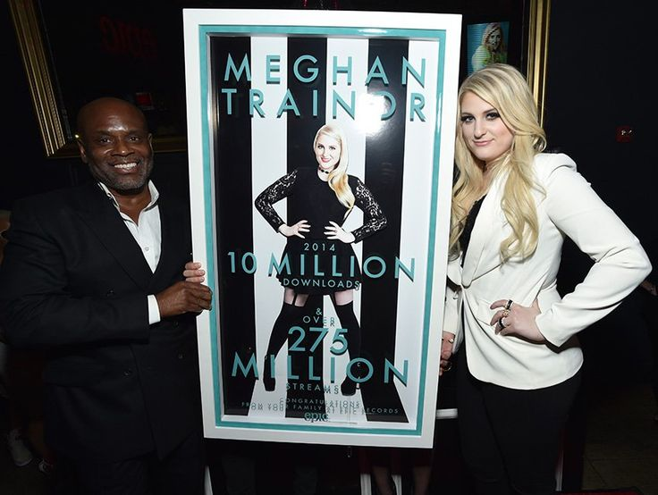 All About That Base: Clinique Throws Meghan Trainor an Album Release Party -