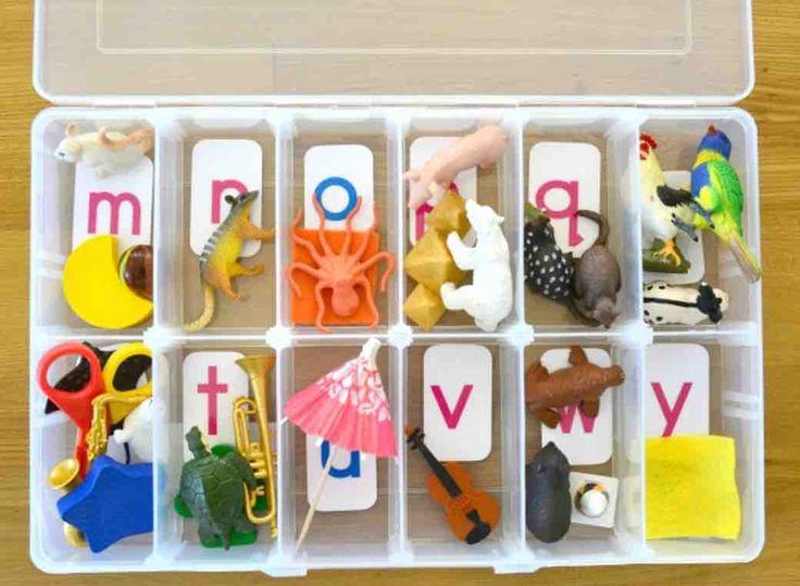 Aprender jugando. Juegos y actividades manipulativas para fomentar la conciencia fonológica. Correspondencia grafía-fonema.