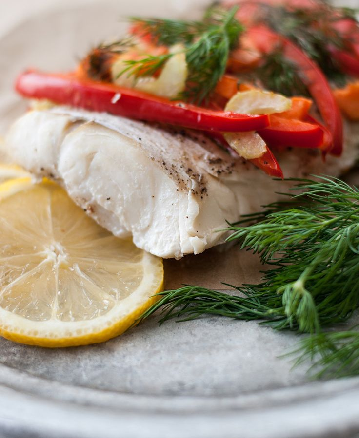 Easiest Baked Fish ‹ Hello Healthy