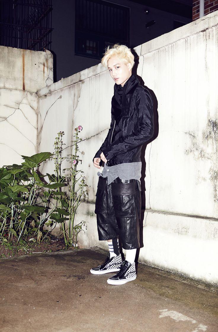 EXO XOXO: 1st. Album Repackage (2013.08.05) EXO's Kai
